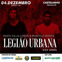 Legi�o Urbana (cover)