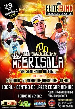 MC Brisola - Orl�ndia