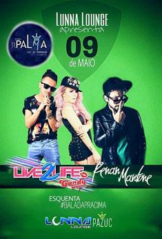Esquenta #Baladapracima - Live2Life