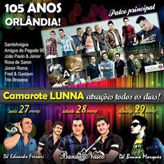 Camarote Lunna -  Festa de Orl�ndia
