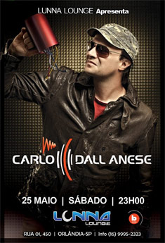 Dj Carlo Dall Anese - Lunna Lounge