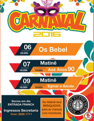 Carnaval - Os Bebel - AAO