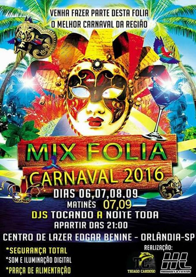 Carnaval no Centro de Lazer