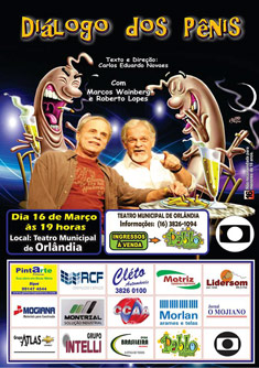 Teatro: Di�logo do P�nis