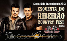 Esquenta Ribeir�o Country Fest