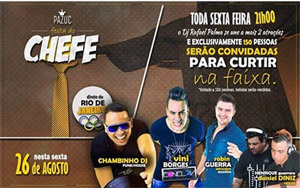 Festa do Chefe - Pazuc