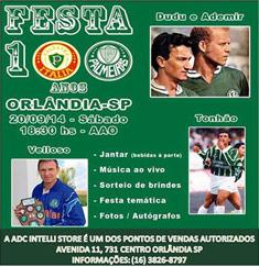 Festa do Palmeiras - AAO