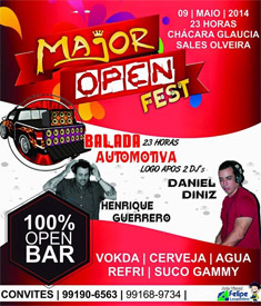 Major Open Fest