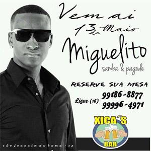 Miguelito - Samba & Pagode