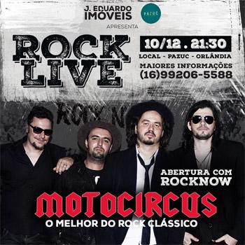 Rock Motocircus - Pazuc