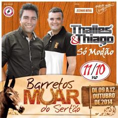 Thales & Thiago - Muar do Sert�o