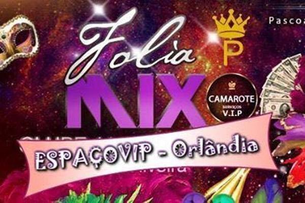 Folia Mix - (Presen�a da Miss SP)