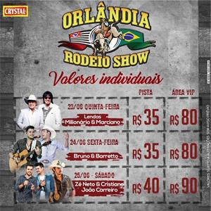 5� Orl�ndia Rodeio Show