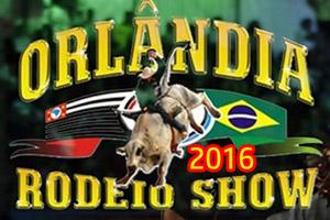 Orl�ndia Rodeio Show