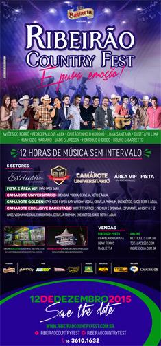 Ribeir�o Country Fest