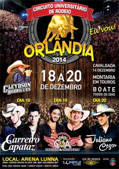 Rodeio Orl�ndia - Conrado & Alexandro