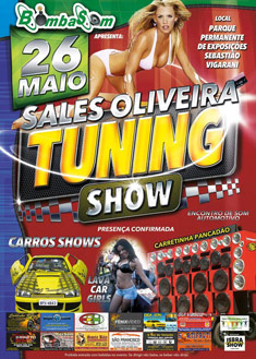 Sales Oliveira Tuning Show