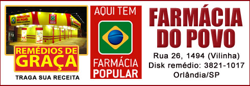 Farmacia do Povo - Orlandia