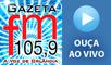 R�dio Gazeta ao vivo