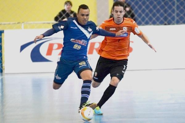 Intelli Orlândia é vice-campeão da Liga Nacional de Futsal 2015 8e6f11608e0c7