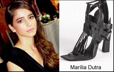 Orlandina Marília Dutra é finalista no 19º Prêmio Francal Top de Estilismo